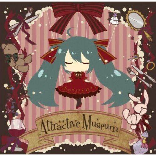 Attractive Museum [CD+DVD Limited Edition]