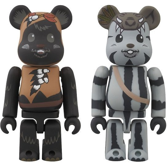 Be@rbrick Star Wars: Paploo & Teebo 2 Pack