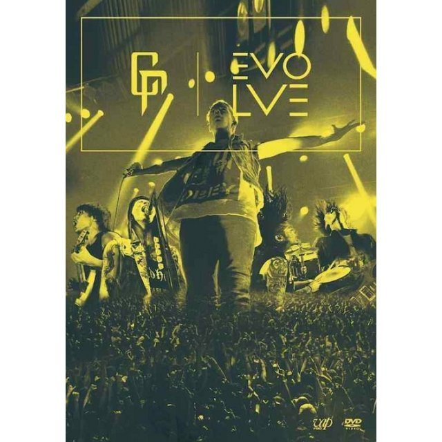 Evolve [DVD+CD]