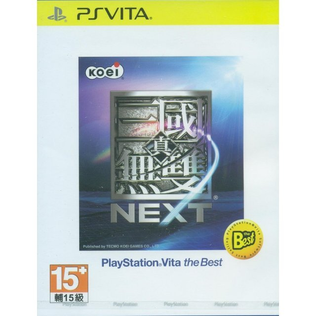 Shin Sangoku Musou Next (Playstation Vita the Best) (Chinese Sub)