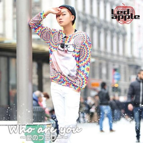 Who Are You - Ai No Flower Hyo Seok Ver. [CD+DVD Limited Edition]