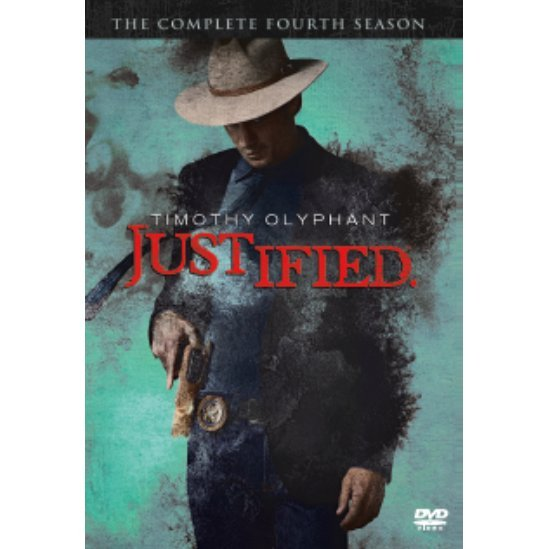 Justified Fourth Season [3DVD]