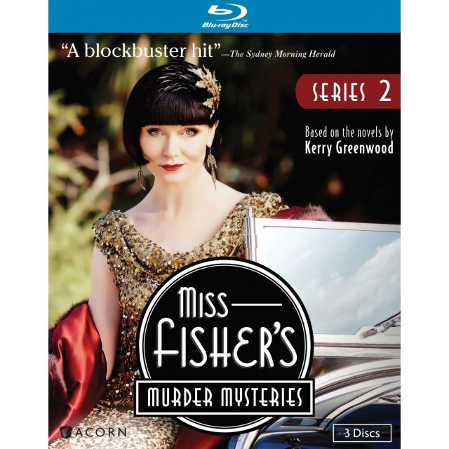 Miss Fisher's Murder Mysteries (Series 2)