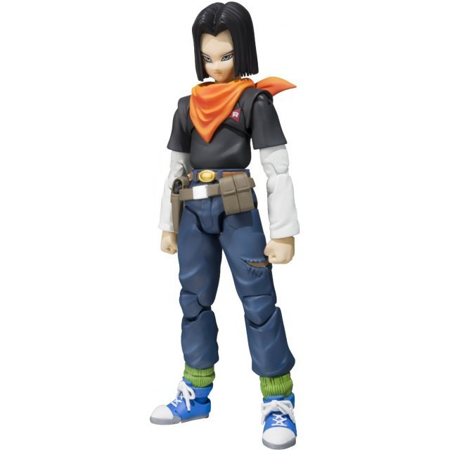 S.H.Figuarts Dragon Ball Z: Android 17