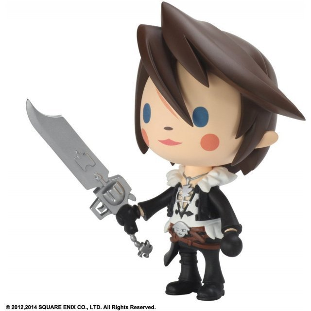 Theatrhythm Final Fantasy Static Arts Mini Figure: Squall Leonhart