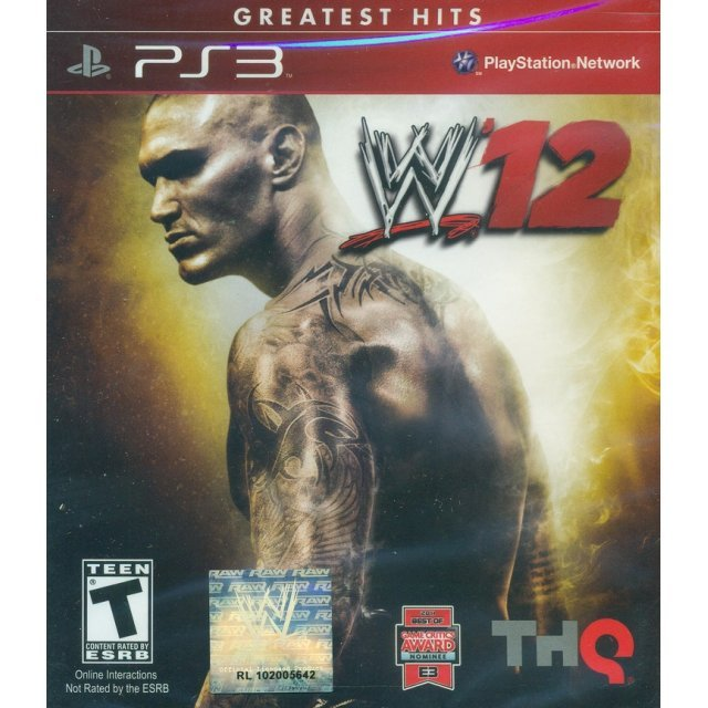 WWE '12 (Greatest Hits)