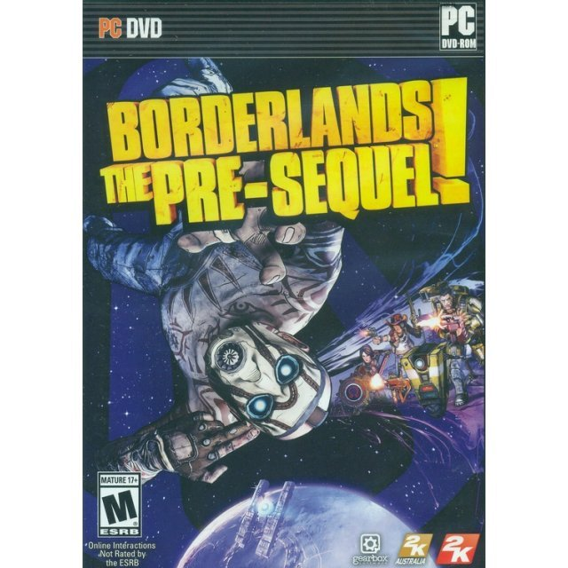 Borderlands: The Pre-Sequel (DVD-ROM)