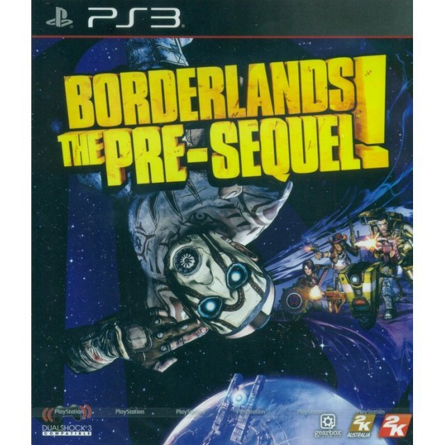 Borderlands: The Pre-Sequel (English)