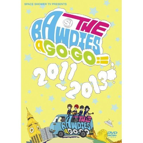 Space Shower Tv Presents The Bawdies A Go-go 2011-2013 [Limited Release]
