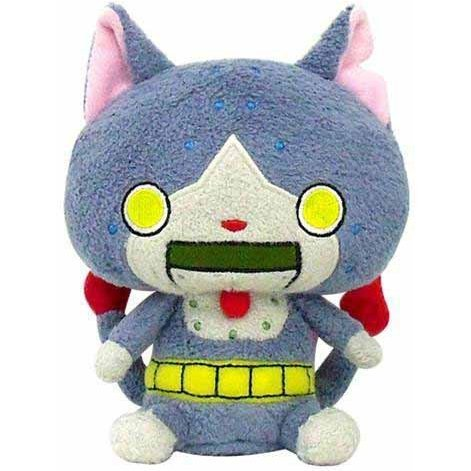 Youkai Watch Kuttari Plush: Robonyan