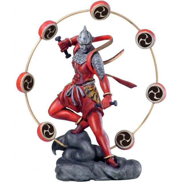 Ultra Twelve Heavenly Generals: Fujin Ultraman & Raijin Ultra Seven Set