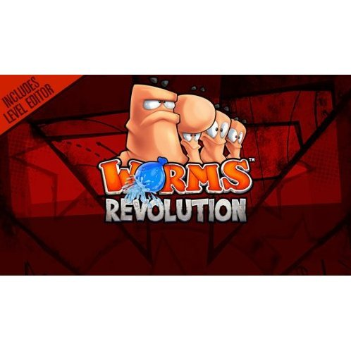 Worms Revolution (Steam)