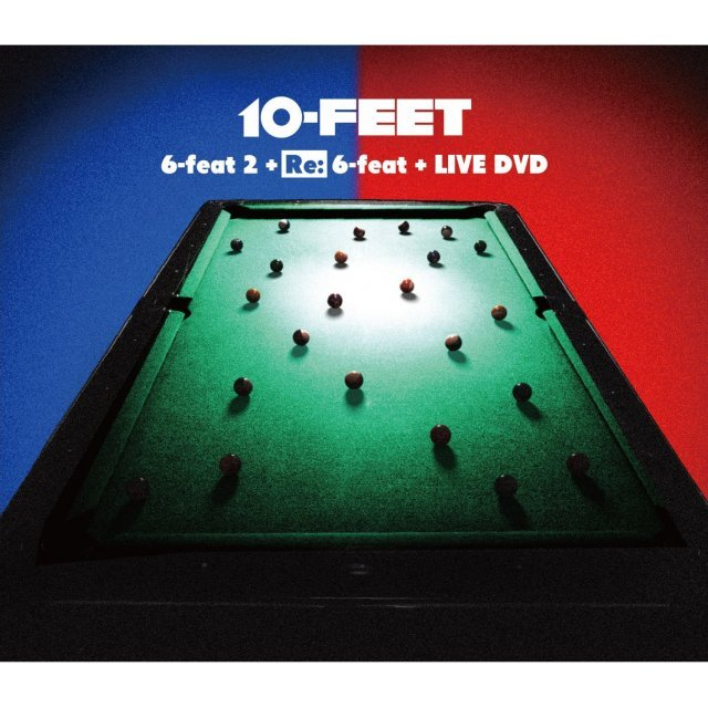 6-feat 2 + Re: 6-feat + DVD [CD+DVD Limited Edition]