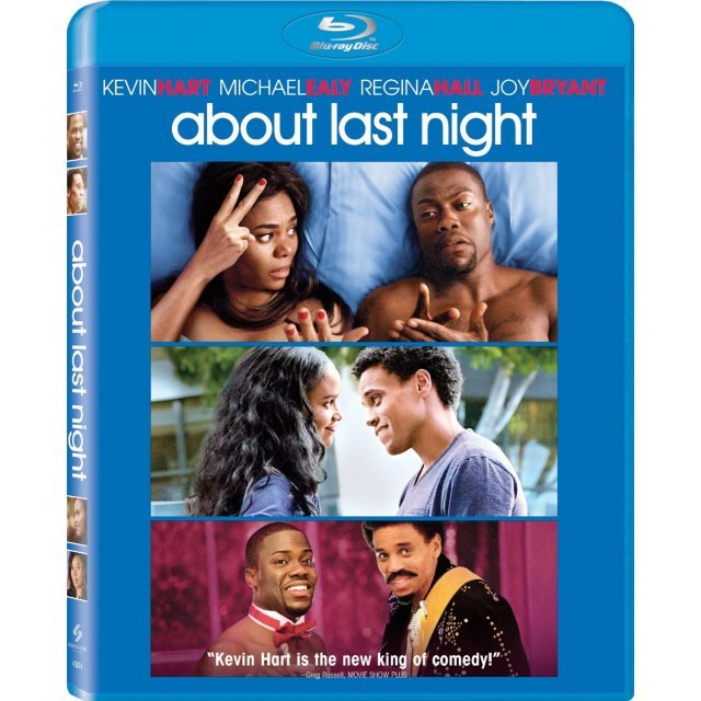 About Last Night [Blu-ray+DigitalCopy+UltraViolet]