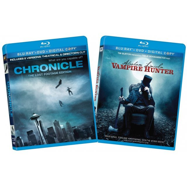 Abraham Lincoln: Vampire Hunter / Chronicle (The Lost Edition) [Two-Pack Movie]