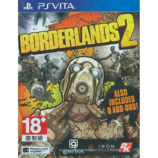 Borderlands 2 (English)