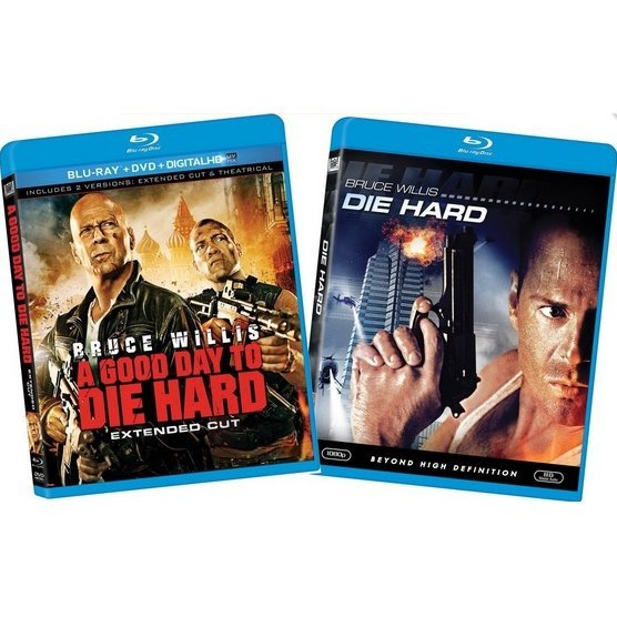 Die Hard /A Good Day to Die Hard (Extended Cut) [Two-pack]