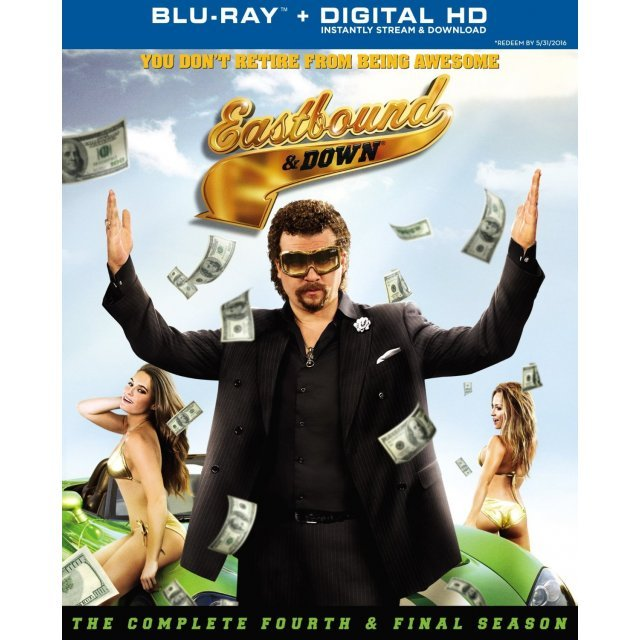 Eastbound & Down: The Complete Fourth Season [Blu-ray+Digital Copy]