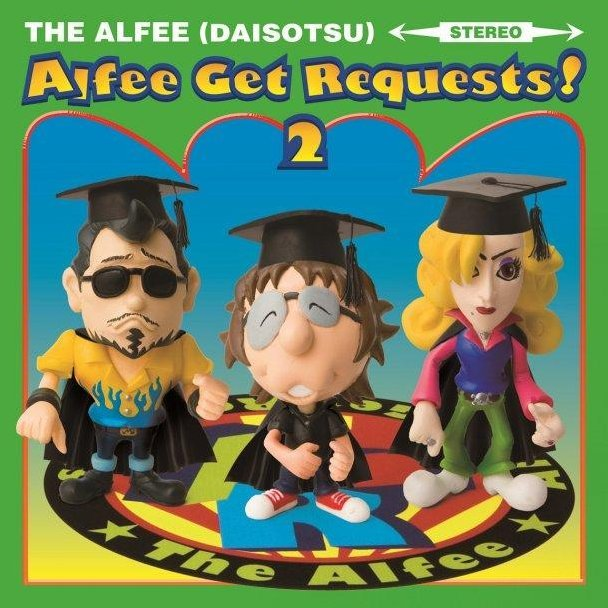 Alfee Get Requests 2 [Limited Edition Type A]