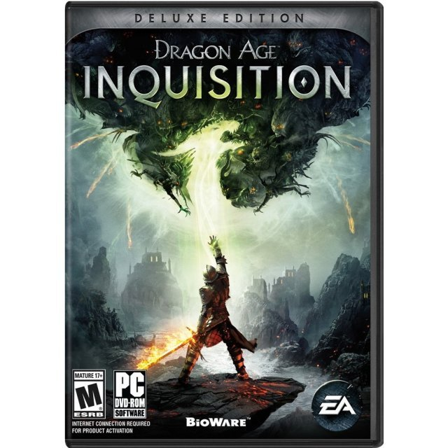 Dragon Age: Inquisition (Deluxe Edition) (DVD-ROM)