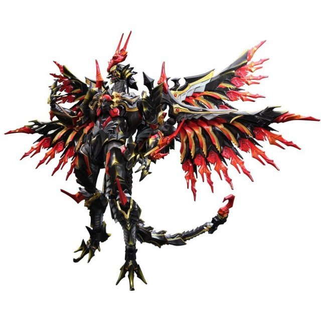 Final Fantasy Variant Play Arts Kai: Bahamut