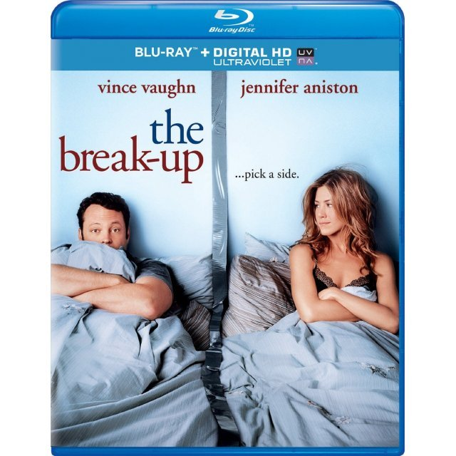 The Break-Up [Blu-ray+UltraViolet]