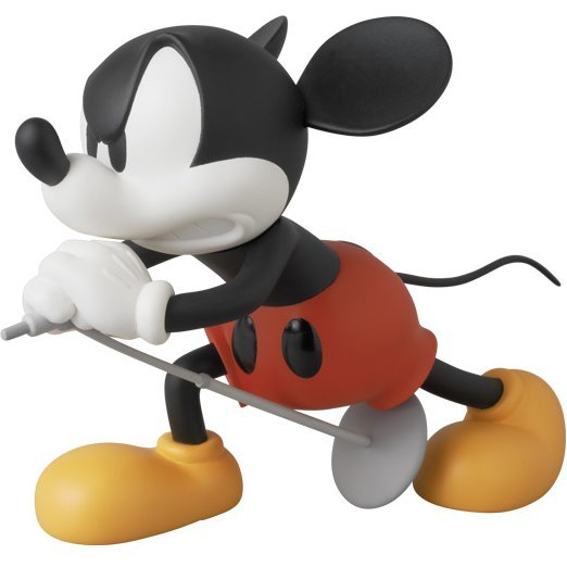 Vinyl Collectible Dolls: Mickey Mouse Hardrock Ver.