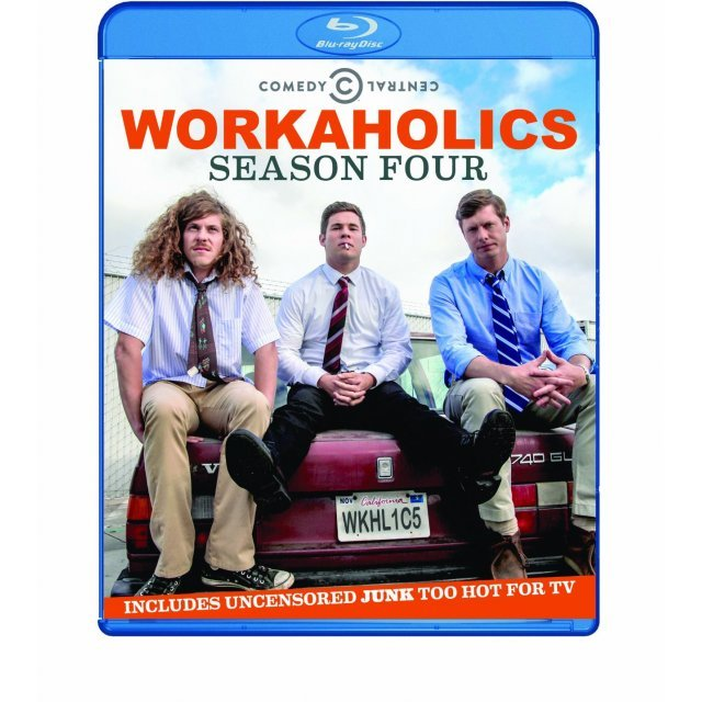 Workaholics: Season 4