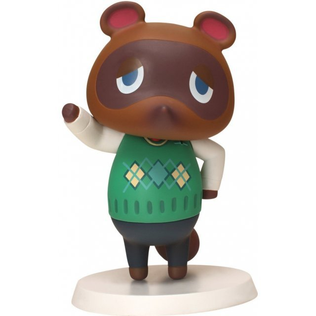 Animal Crossing Soft Vinyl Figure: Tanukichi
