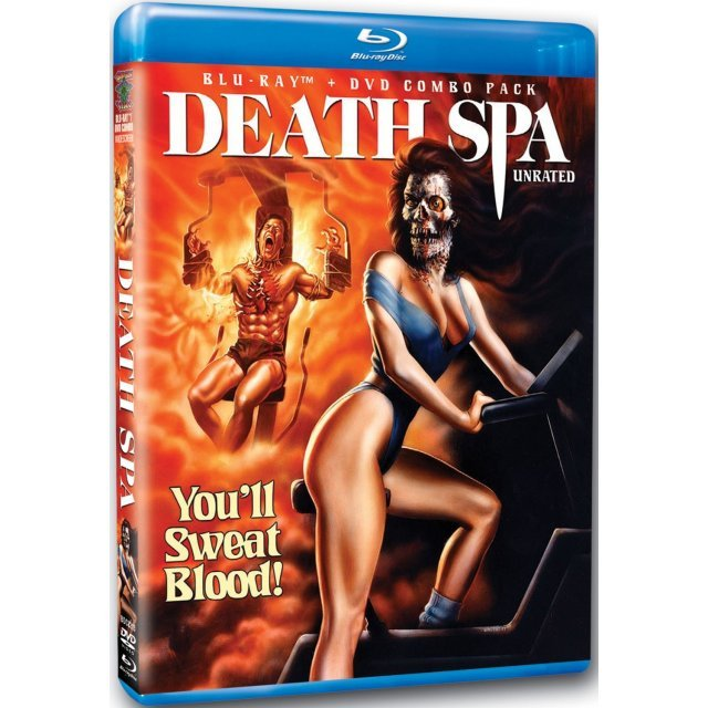 Death Spa [Blu-ray+DVD]