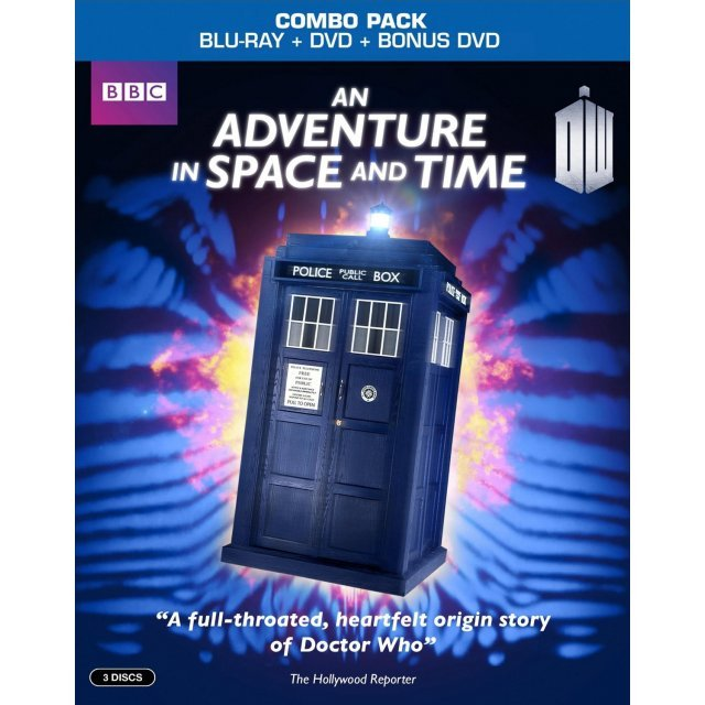 Doctor Who: An Adventure in Space and Time [Blu-ray+DVD+Bonus DVD]