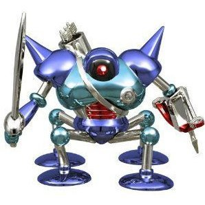 Dragon Quest Metallic Monsters Gallery: Killer Machine (Re-run)