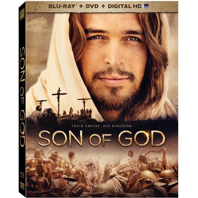 Son of God [Blu-ray+DVD+DigitalCopy+UltraViolet]