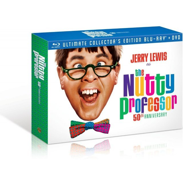 The Nutty Professor: 50th Anniversary (Ultimate Collector's Edition)