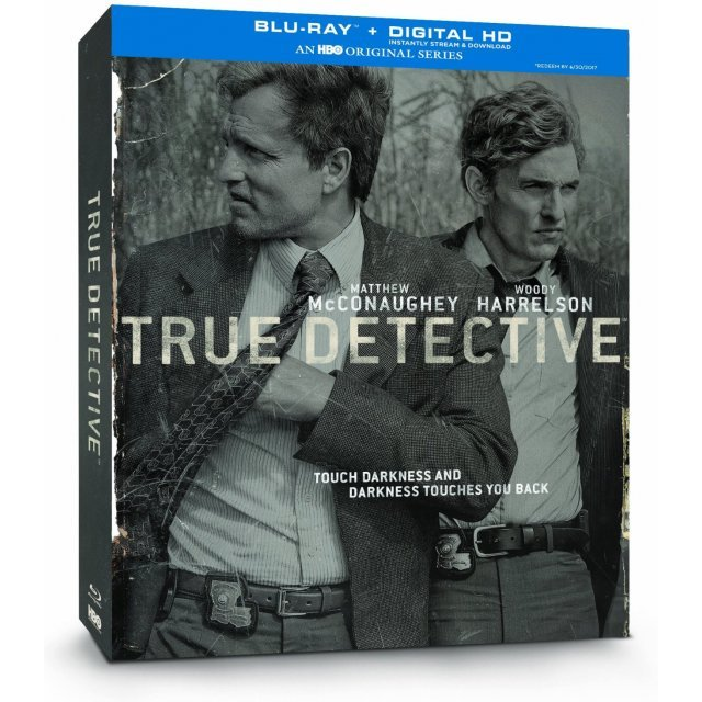 True Detective: The Complete First Season [Blu-ray+Digital HD]