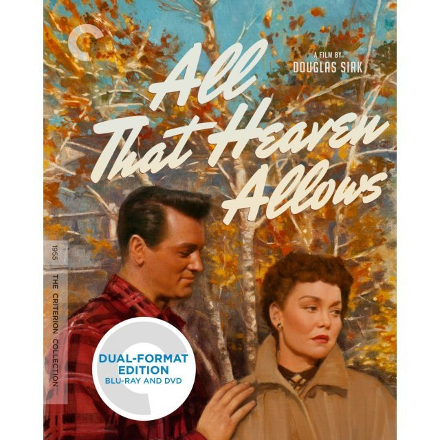 All that Heaven Allows [Blu-ray+DVD]