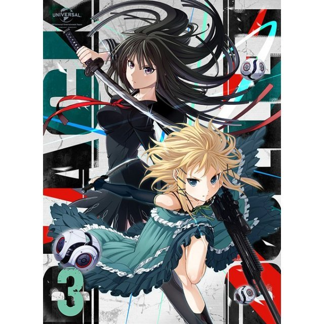 Black Bullet Vol.3 [Limited Edition]