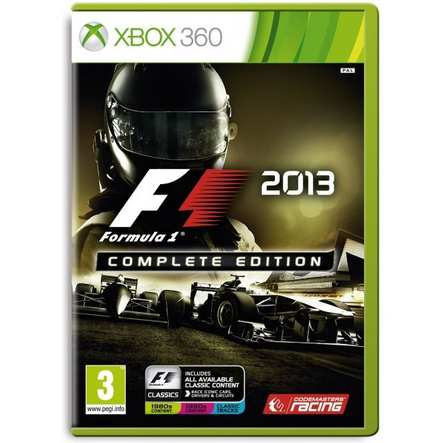 F1 2013 (Complete Edition)