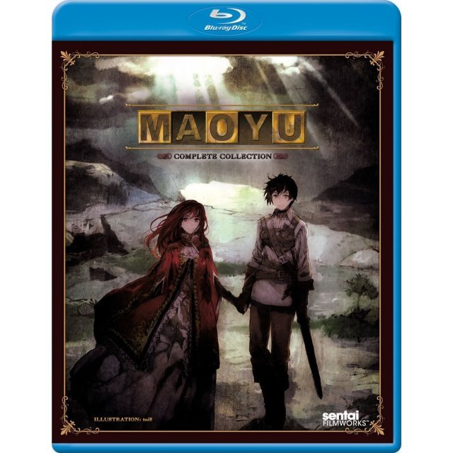 Maoyu: Complete Collection