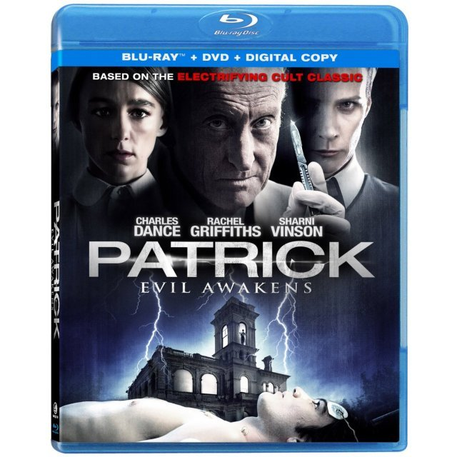 Patrick: Evil Awakens [Blu-ray+DVD+DigitalCopy]
