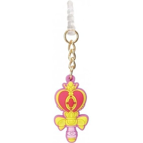Sailor Moon Charm Charapin: Spiral Heart Moon Rod (SLM-14B)