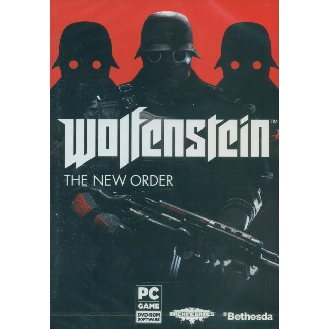Wolfenstein: The New Order (DVD-ROM) (English)