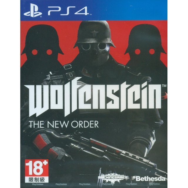 Wolfenstein: The New Order (English)