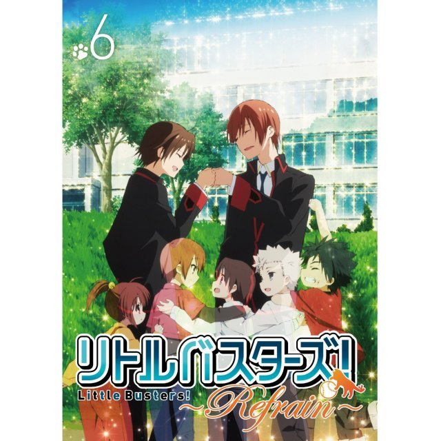 Little Busters - Refrain 6 [Limited Edition]