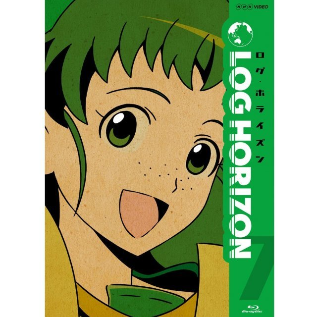 Log Horizon Vol.7