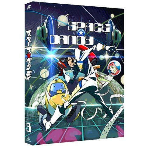 Space Dandy Vol.3