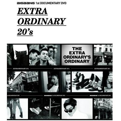 1st Documentary Dvd - Extra Ordinary 20's [Limited Edition]