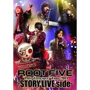 Love Treasure Tour 2014 - Story Live Side