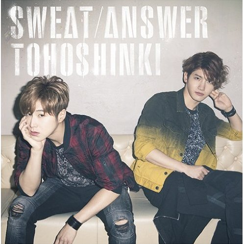 Sweat / Answer [CD+DVD Limited Edition]