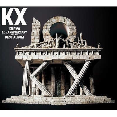 Best Album - Kx [3CD+DVD Limited Edition]